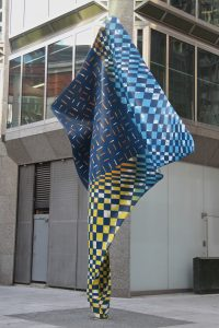 Sculpture by Yinka Shonibare