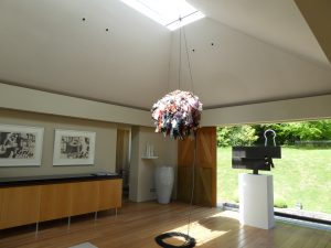 Artists House at New Art Centre Roche Court Salisbury