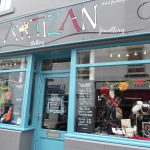 Artizan cafe in Stornoway Outer Hebrides