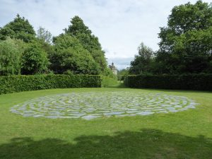 Wilderness Dreaming by Richard Long Houghton Hall Norfolk