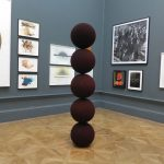 Sculpture at the Royal Academy Summer Exhibition