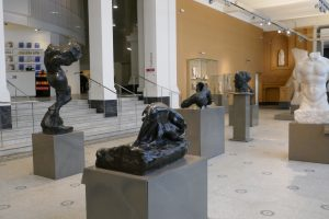 Auguste Rodin V&A sculptures
