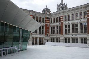 Sackler Courtyard V&A