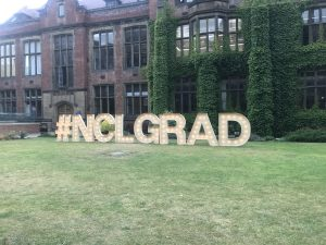 Newcastle University graduation